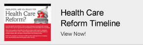 ADP Health Care Reform Requirements