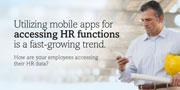 Mobile HR Users Demonstrate Higher Levels of Engagement than Traditional Web HR Users
